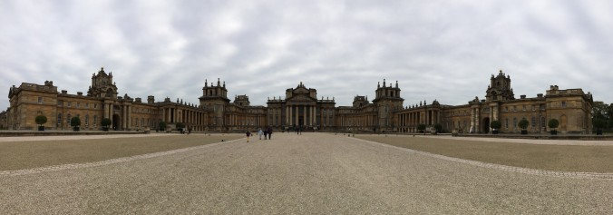Blonde in Grey - Clouds Over Blenheim (1)