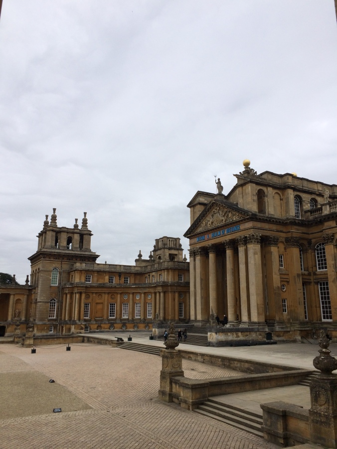 Blonde in Grey - Clouds Over Blenheim (13)