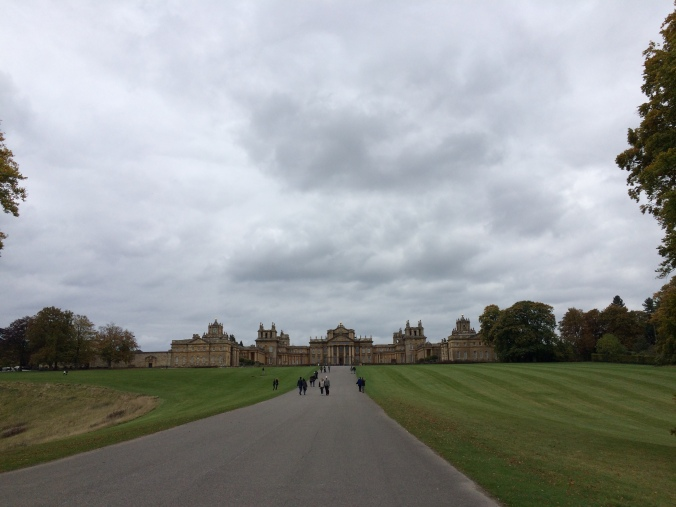Blonde in Grey - Clouds Over Blenheim (19)