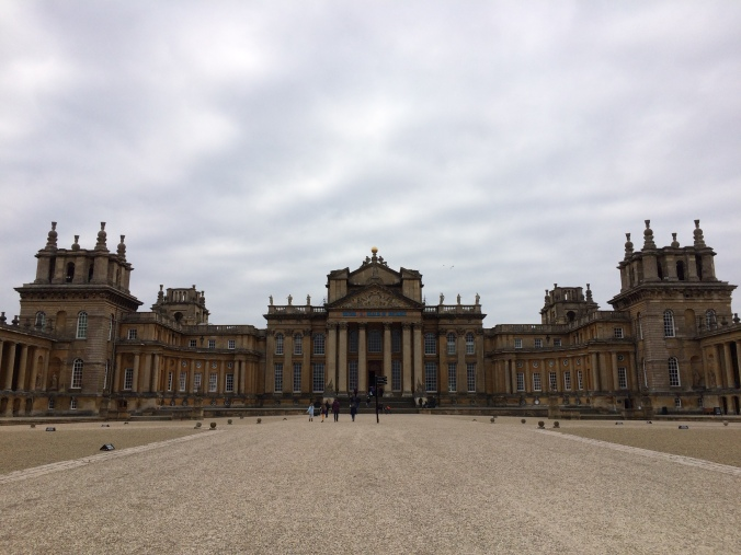 Blonde in Grey - Clouds Over Blenheim (2)