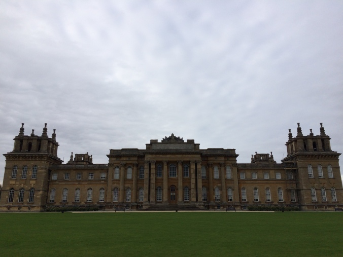 Blonde in Grey - Clouds Over Blenheim (22)