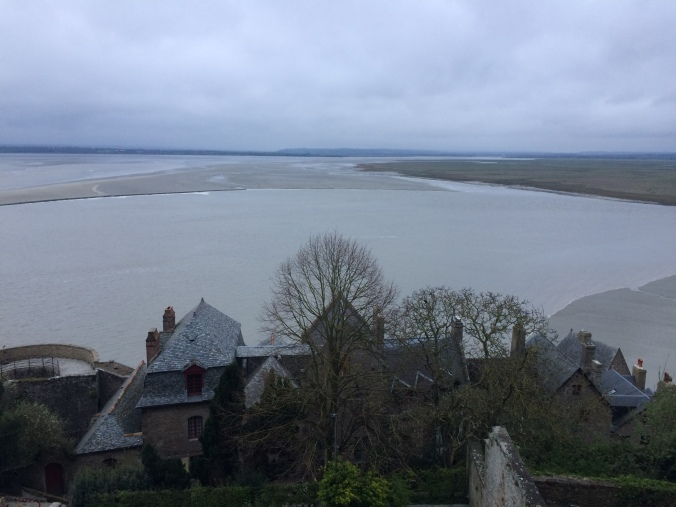 Blonde in Grey - Mont Saint-Michel (47)