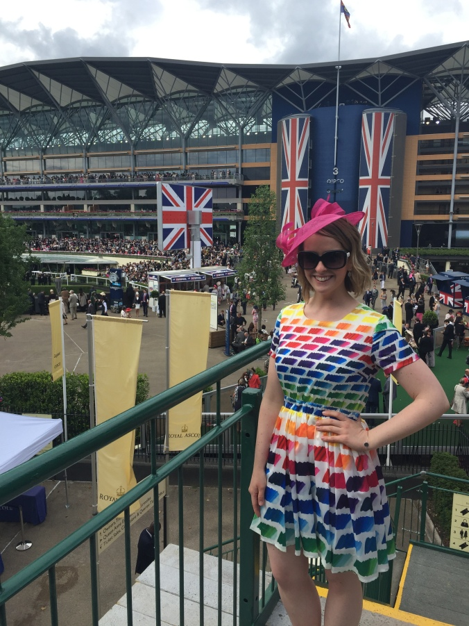 Blonde in Grey - Royal Ascot 2016 (21)