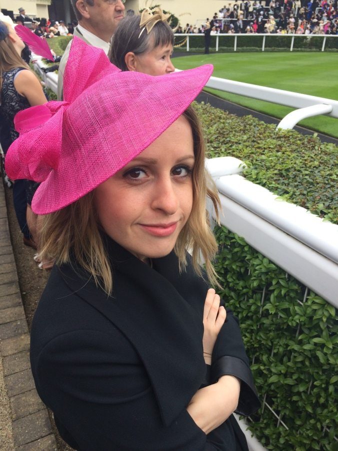 Blonde in Grey - Royal Ascot 2016 (27)