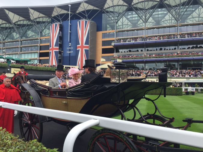 Blonde in Grey - Royal Ascot 2016 (34)