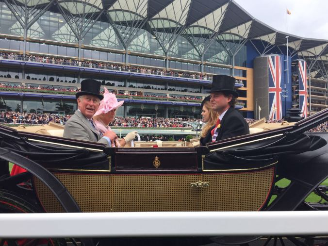 Blonde in Grey - Royal Ascot 2016 (35)