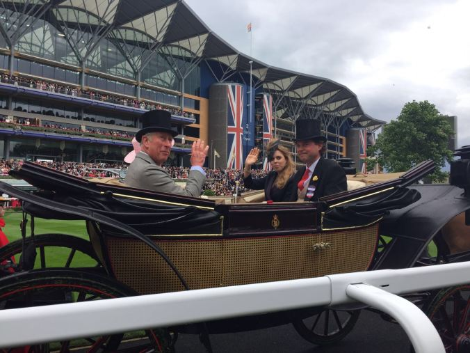 Blonde in Grey - Royal Ascot 2016 (36)
