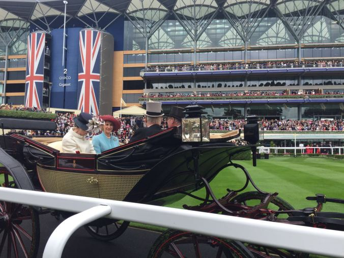 Blonde in Grey - Royal Ascot 2016 (37)