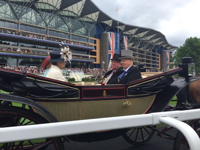 Blonde in Grey - Royal Ascot 2016 (38)