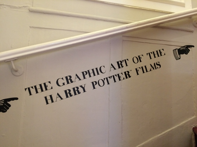 Blonde In Grey - The Art of Harry Potter (3)