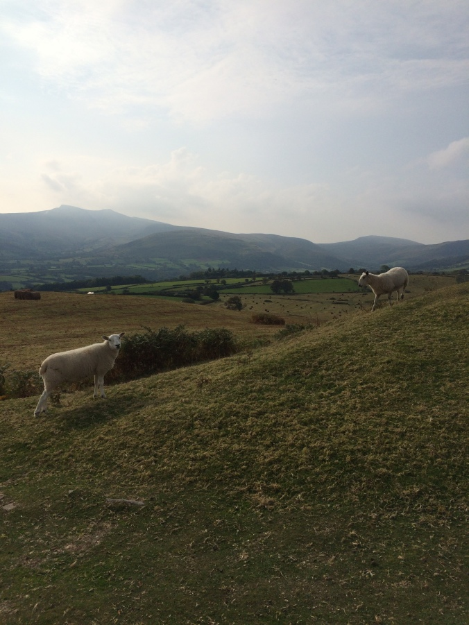 Blonde in Grey - The Beautiful Brecon Beacons (29)