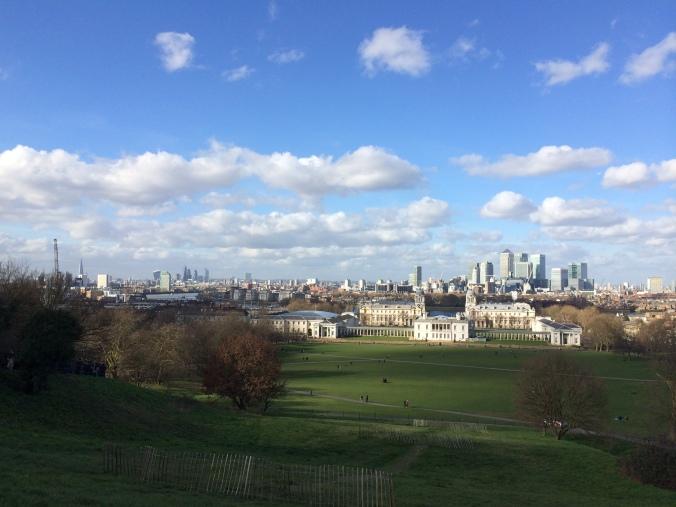 Blonde In Grey - Journey From Greenwich (11)