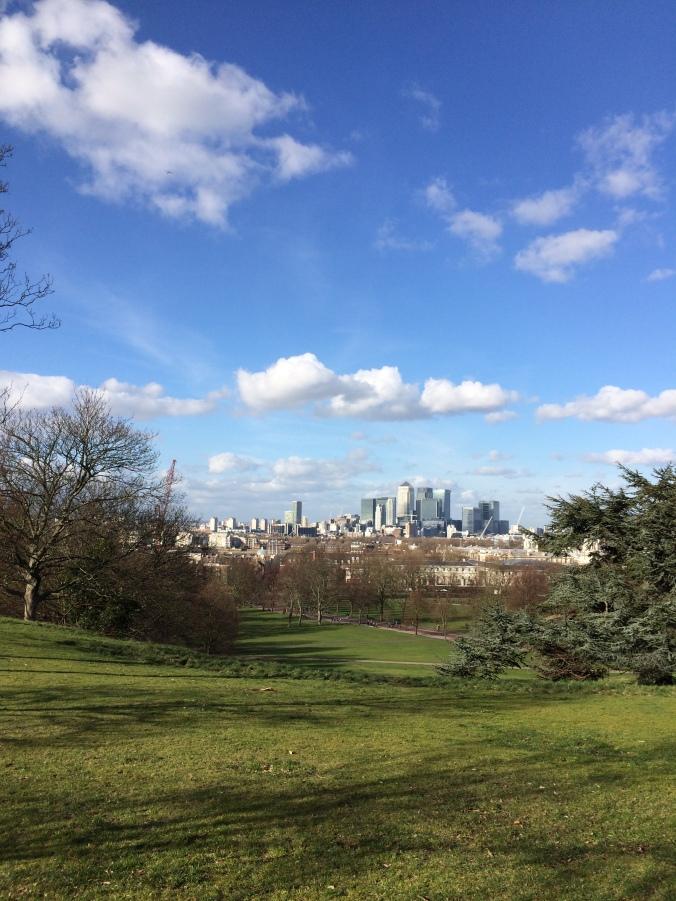 Blonde In Grey - Journey From Greenwich (13)