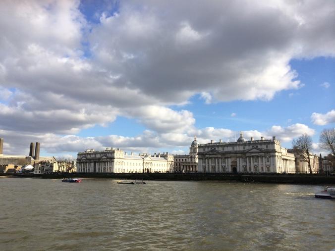 Blonde In Grey - Journey From Greenwich (15)