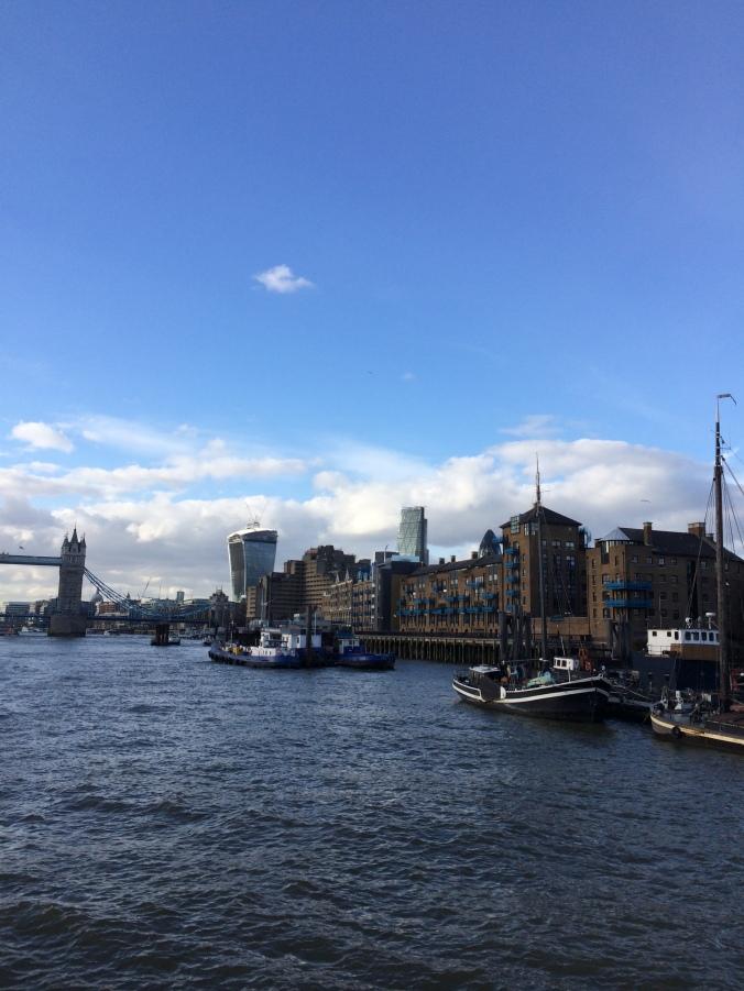Blonde In Grey - Journey From Greenwich (19)