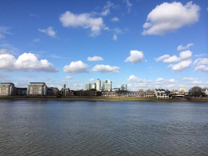 Blonde In Grey - Journey From Greenwich (2)