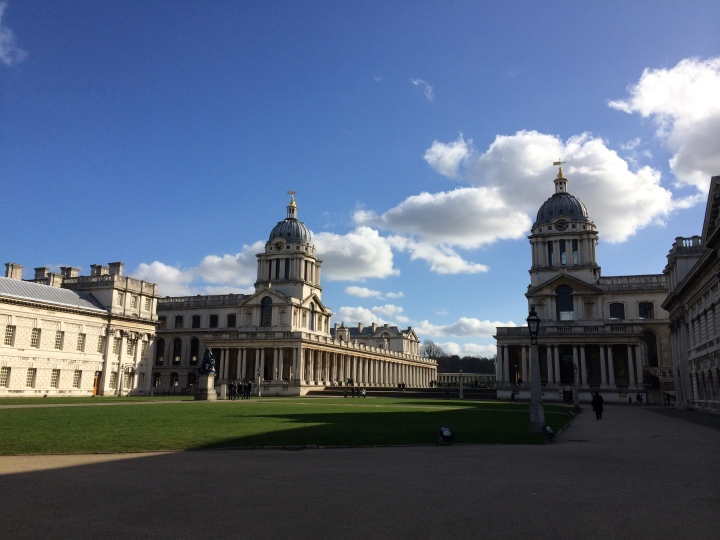 Blonde In Grey - Journey From Greenwich (4)