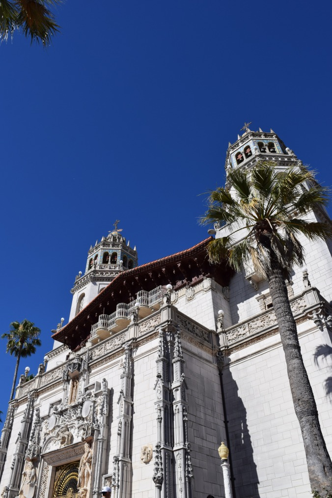 Blonde in Grey - Hearst Castle (14)