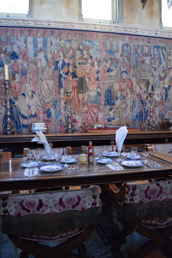 Blonde in Grey - Hearst Castle (31)