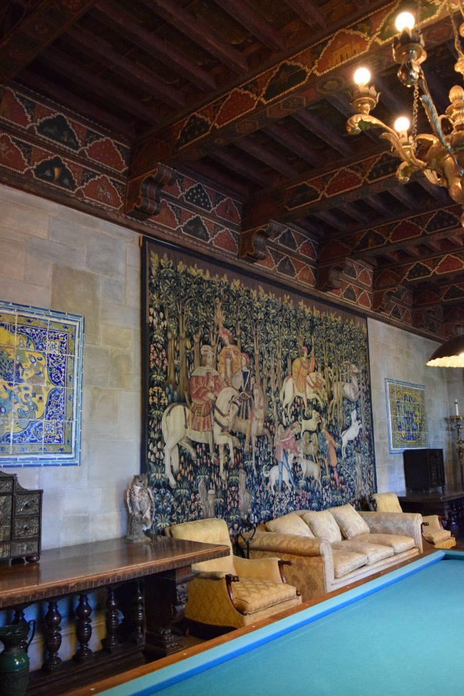 Blonde in Grey - Hearst Castle (36)