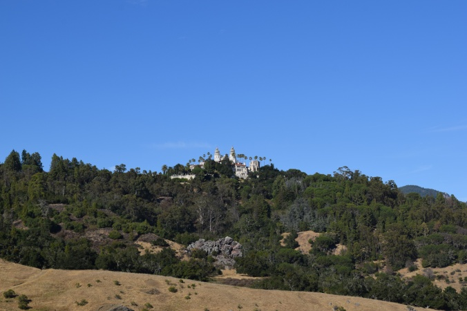 Blonde in Grey - Hearst Castle (61)