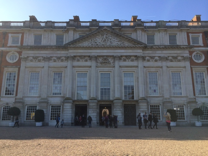 blonde-in-grey-hampton-court-palace-15