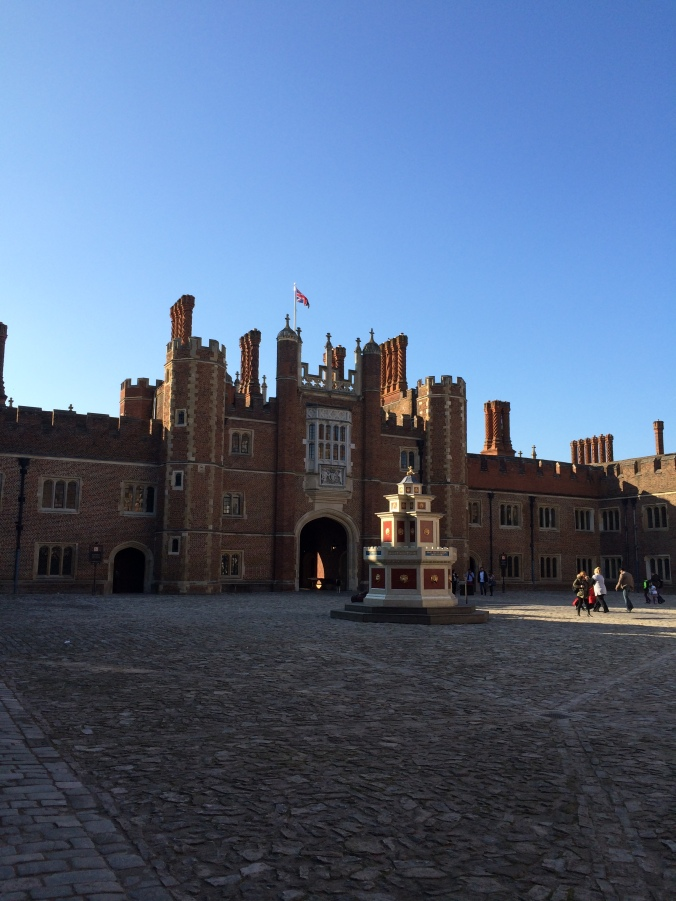 blonde-in-grey-hampton-court-palace-23