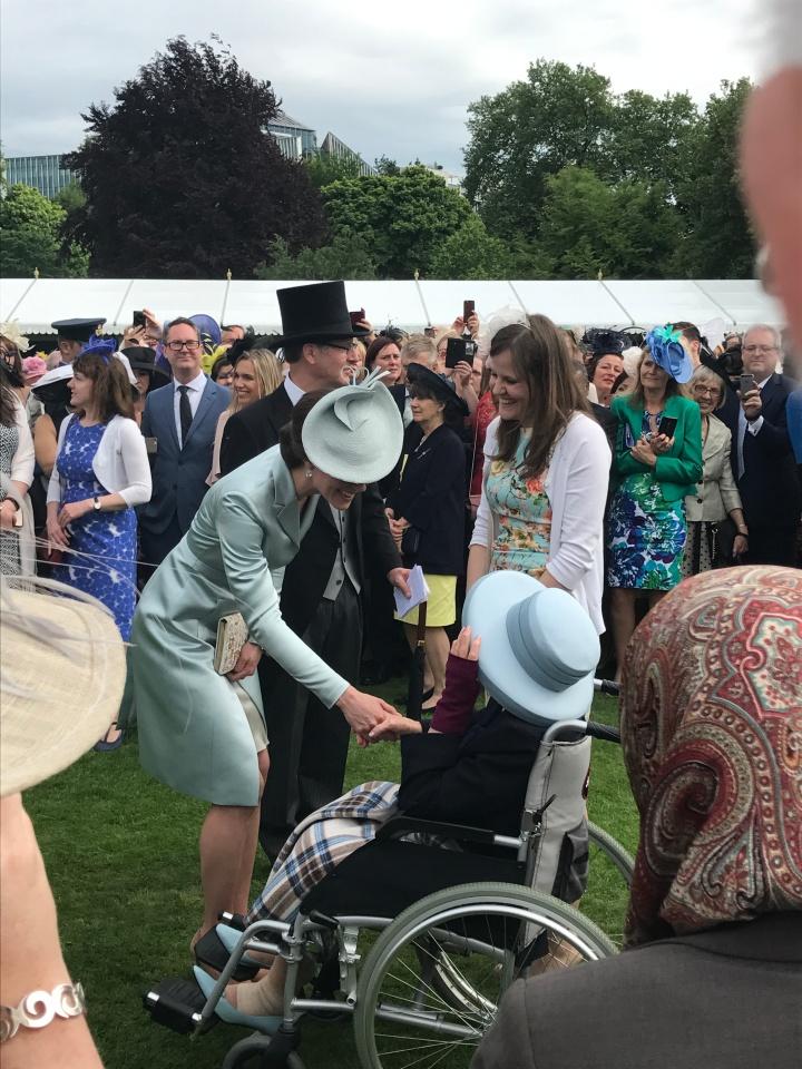 Royal Garden Party 2017 - BlondeInGrey (28)
