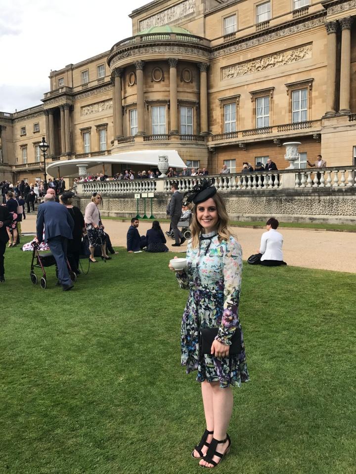 Royal Garden Party 2017 - BlondeInGrey (30)